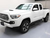 This awesome 2016 Toyota Tacoma comes loaded with the