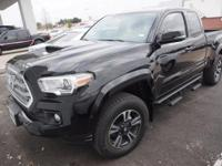 Recent Arrival! 2016 Toyota Tacoma TRD Sport