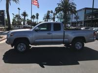 Options:  2016 Toyota Tacoma 2Wd Access Cab V6 At
