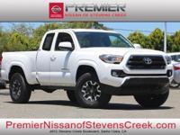 CARFAX One-Owner. 2016 Toyota Tacoma RWD 6-Speed