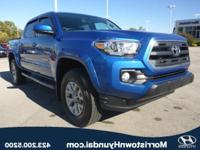 2016 Toyota Tacoma SR5 V6 6-Speed Automatic ABS brakes,