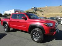 Options:  2016 Toyota Tacoma Trd Off Road|3.5L V6