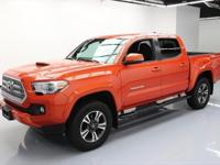 2016 Toyota Tacoma with TRD Sport Package,3.5L V6