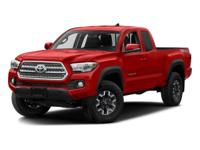 CARFAX One-Owner. Clean CARFAX. Gray 2016 Toyota Tacoma
