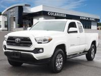 Treat yourself to this 2016 Toyota Tacoma SR5, which