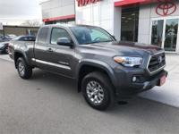 Options:  2016 Toyota Tacoma Sr5|Want To Save Some