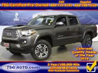 **** JUST IN FOLKS! THIS 2016 TOYOTA TACOMA TRD SPORT