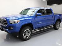 This awesome 2016 Toyota Tacoma 4x4 comes loaded with