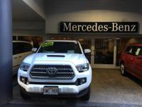 This outstanding example of a 2016 Toyota Tacoma SR is