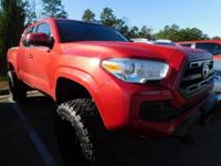 LIFTED NEW BODY TACOMA DOUBLE CAB PLUS ***CLEAN