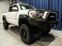 One Owner Clean Carfax 4x4 Lifted Truck with