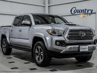 Tacoma... TRD Sport... V6... Double Cab... 4WD...