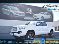 Grab a score on this 2016 Toyota Tacoma before it's too