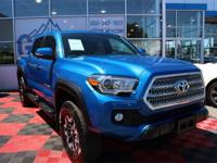 EXTRA CLEAN U.S. One-Owner 2016 Toyota Tacoma SR5, 4D