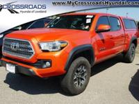 ***TRD OFF Road, Nav, Sunroof, Backup Camera, JBL