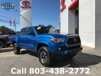Options:  2016 Toyota Tacoma Sr5|Blue|Abs