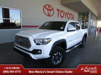 Options:  2016 Toyota Tacoma Trd Off-Road|4X2 Trd