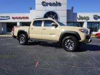 4WD TRD OFF ROAD, NAVIGATION and MORE! CLICK ME! I am