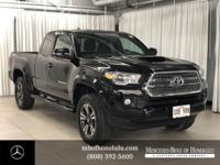 This 2016 Toyota Tacoma SR5 is proudly offered by