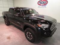 2016 Toyota Tacoma TRD OFF ROAD 2wd Crew Cab /Doublecab