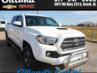 Tacoma TRD Sport, 4D Double Cab, V6, 6-Speed Automatic,