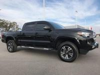 AUTO CHECK NO DAMAGE REPORTED. TRD Sport Package. Long