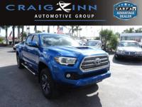 New Arrival! CarFax 1-Owner, This 2016 Toyota Tacoma