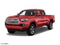 Carfax 1-Owner, 2016 Toyota Tacoma, **ACCIDENT FREE