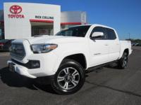 TRD Off Road Sport package!! This 2016 Toyota Tacoma