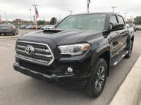 This 2016 Toyota Tacoma TRD Sport is offered to you for