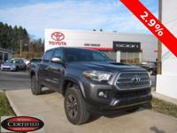 ONE OWNER!! 2016 TOYOTA TACOMA!! TRD SPORT!! 4WD,