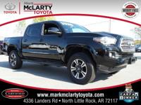 TRD  Sport 4x4Toyota Certified, 4WD, ABS brakes, Alloy