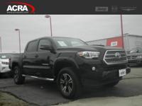 Toyota Tacoma, options include:  Keyless Start,
