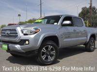 TRD Sport trim. FUEL EFFICIENT 20 MPG Hwy/17 MPG City!