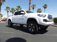 Come see this 2016 Toyota Tacoma TRD Sport. Its 6-Speed