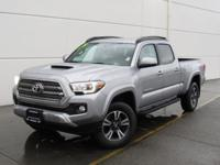 CLEAN CARFAX * 4X4 * TRD SPORT PACKAGE * ALLOY WHEELS *
