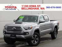 4X4 * CLEAN CARFAX * TRD SPORT * TOW PACKAGE * OFF ROAD