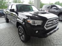Look at this 2016 Toyota Tacoma . Its Automatic