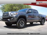 2016 Toyota Tacoma TRD SPORT, You'll be hard pressed to