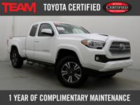*THE RIGHT ONE* Like New 2016 Toyota Certified Tacoma