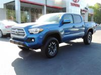 CARFAX One-Owner. Clean CARFAX. 2016 Toyota Tacoma TRD