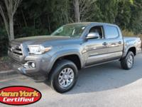 This used 2016 Toyota Tacoma TRD Sport is located at