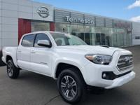 CARFAX One-Owner. 2016 Toyota Tacoma TRD Sport Super