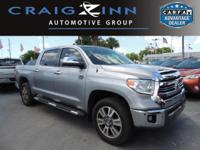 PREMIUM & KEY FEATURES ON THIS 2016 Toyota Tundra 4WD
