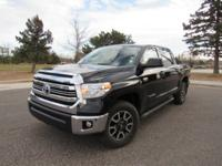 New Price! CARFAX One-Owner. Clean CARFAX. Black 5.7L