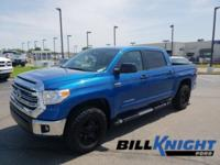 Come see this 2016 Toyota Tundra 4WD Truck SR5. Its