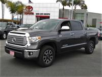 Options:  2016 Toyota Tundra Limited 2Wd 5.7L V8|This