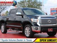 This Toyota Tundra has a powerful Regular Unleaded V-8