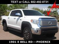 ** CREW MAX ** LIMITED ** 4 x 4 ** TRD OFF ROAD PACKAGE