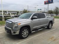 We are excited to offer this 2016 Toyota Tundra 4WD